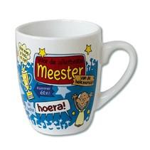 Paperdreams - Mok - Cartoon - Meester