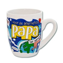 Paperdreams - Mok - Cartoon - Papa
