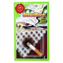 Partychimp - Fopartikel - Brandvlek door sigaret