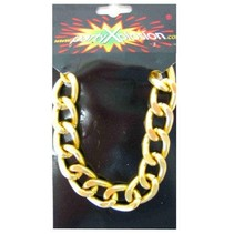 PartyXplosion - Armband - Pooier - Goud