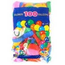 PartyXplosion - Ballonnen - Assorti - 30cm. - 100st.