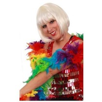 PartyXplosion - Boa - Dik - Fluor/multicolor - 180cm/75 gram