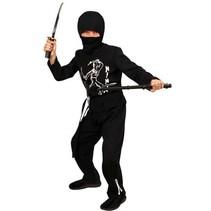 PartyXplosion - Kostuum - Ninja - 3dlg. - mt.116