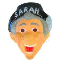 PartyXplosion - Masker - Sarah - Met hoed