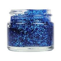 Superstar - Glittergel - Blauw - 15ml