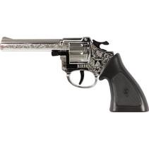 Wicke - Pistool - Klappertjes - Western revolver - 8 Schots