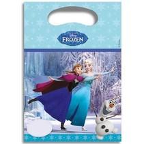 Folat - Uitdeelzakjes - Frozen - 6st.