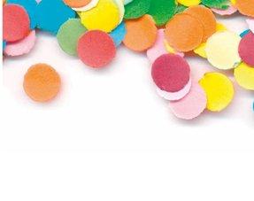 Confetti & serpetine