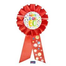 Folat - Rozet - Happy Birthday - 60 Jaar