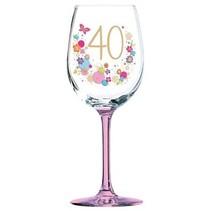 Artige - Wijnglas - Lulu - 40 Jaar