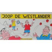 Bijloo - Westland - Stripboek - Joop De Westlander - Deel 1 t/m 5