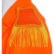 Folat - Epauletten - Oranje - 2st.