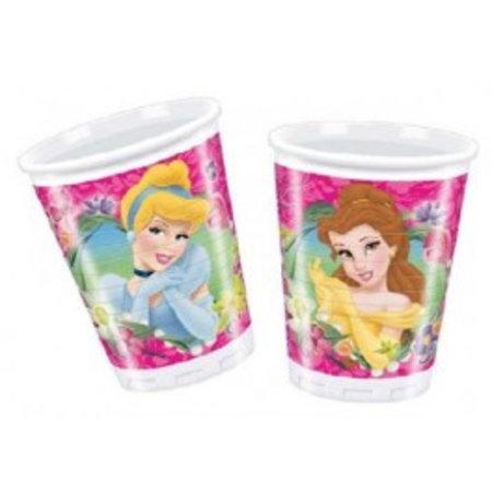 Disney - Bekertjes - Prinsessen - Plastic - 10st.