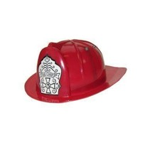 PartyXplosion - Helm - Brandweer - Rood