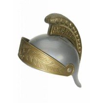 PartyXplosion - Helm - Kind - Ridder - Zilver/goud
