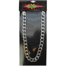 PartyXplosion - Ketting - Zilver