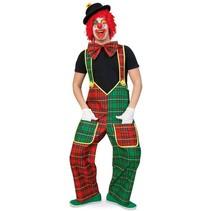 Fries - Tuinbroek - Clown - Limbo - M