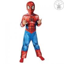 Rubies - Kostuum - Spiderman - mt.128