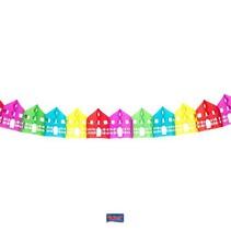 Folat - Slinger - Mini - Huisjes - 2m