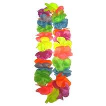 PartyXplosion - Hawaii slinger - Bloemenkrans - Rond - Neon