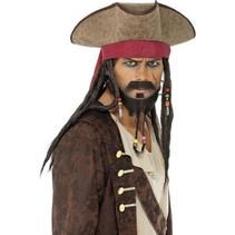 Smiffys - Hoed - Piraat van de Caraïben