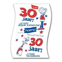 Paperdreams - Toiletpapier - 30 Jaar