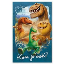 Interstat - Uitnodigingskaarten - The good dinosaur - 6st.