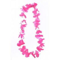 PartyXplosion - Bloemenketting - LED lampjes - Hawaii