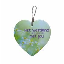 Miko - Westland - Hart - Het Westland is mooier samen