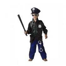 PartyXplosion - Kostuum - Politie - Skai - mt.140