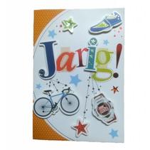 Card Xpress - Kaart - Jarig! Sport
