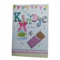 Card Xpress - Kaart - Kindje op komst