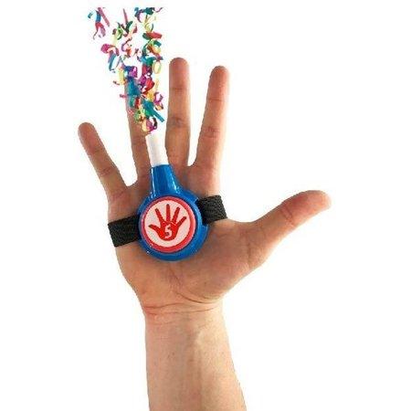 PartyXplosion PartyXplosion - Confetti shooter - High five - Met 3 navullingen