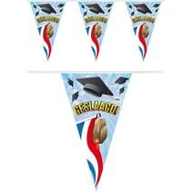 PartyXplosion - Vlaggenlijn - Geslaagd - 10m