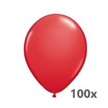 Belbal - Ballonnen - Rood - 100st.
