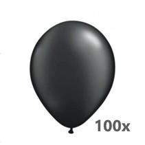 Belbal  Ballonnen - Zwart - 30cm. - 100st.