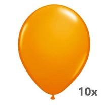 Folat - Ballonnen - Oranje - 10st.