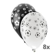 Folat - Ballonnen - Voetbal - 8st.