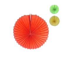 Partyxplosion - Lampion - Rond - Effen gekleurd