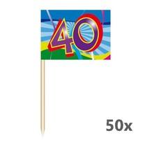 Folat - Prikkers - 40 Jaar - 50st.