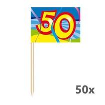 Folat - Prikkers - 50 Jaar - 50st.