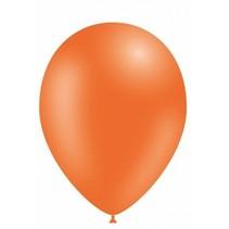 De Ballonnerie - Ballonnen - Oranje - 100st.