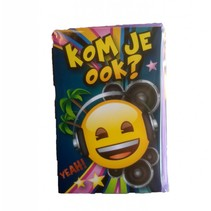 Interstat - Uitnodigingen - Emoji - Yeah