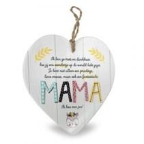 Miko - Baby Collectie - Stenen hart - Mama