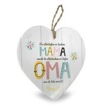 Miko - Baby Collectie - Stenen hart - Mama wordt Oma