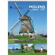 Comello - Kalender - Molenkalender - 24,5x34cm