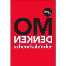 Comello - Scheurkalender - Omdenken - 13x19cm