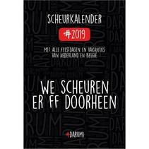 Comello - Scheurkalender - Darum - 13x19cm