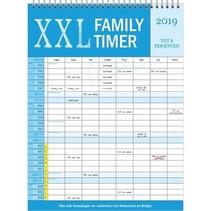 Comello - Familytimer - XXL - T/m 8 personen - 44x33cm