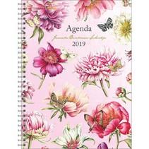 Comello - Bureau-agenda - Janneke Brinkman - Pioen - 17x23cm